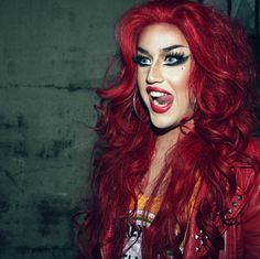 Gawd I fucking LOVE her and her entire style! She could have been at least Top 3 in if she had stayed in my opinion.Roxxy so didn't deserve that spot in the Top ADORE! Drag Queens, Adore Delano Party, Adore Delano Makeup, Danny Noriega, Alyssa Edwards, Adore U, Queen Makeup, Rupaul Drag, Perfect Woman