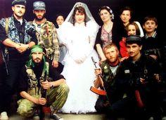 Первая чеченская война. Как всё началось. Фото