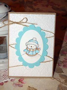Kika's Designs : Snowgirl