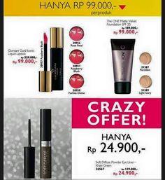 Oriflame Indonesia Online Bazaar Mei Edition