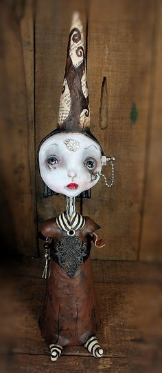 elizabeth by Michele Lynch Art, via Flickr