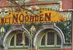 Art Nouveau in Groningen