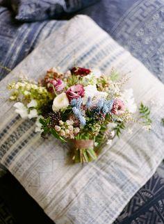 inspiration | flowerwild workshop | via: once wed