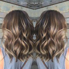 Dirty Blonde Coloring for Medium Hair