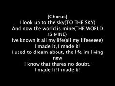 ▶ I Made It - Kevin Rudolf feat. Birdman, Jay Sean, & Lil Wayne (With Lyrics) (New 2010) - YouTube