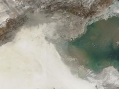 Air Quality Suffering in China photo