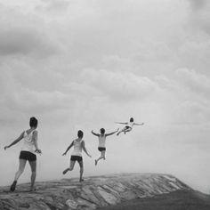 Volar, soñar, flotar