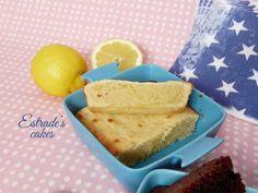 Estrade's cakes: receta de brownie de limón.