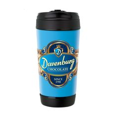 Kritzer Marketing from New York NY USA Spill-proof 17 oz. polypropylene Perka mug with full-color soft-grip insulated sleeve and flip-up sipper lid. Promotional Giveaways, Ny Usa, Mugs, Tableware, Color, Dinnerware, Tumblers, Tablewares, Colour