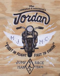 Jordan by Jon Contino