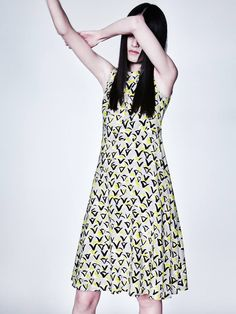 Samuji : AW15 : Kendra dress