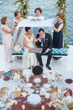 Persian Wedding - Sofreh