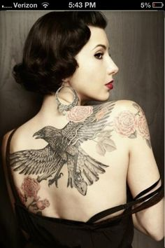 My next tattoo I think... But with red instead of pink, very beautiful