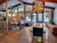 Open concept home - beautiful!