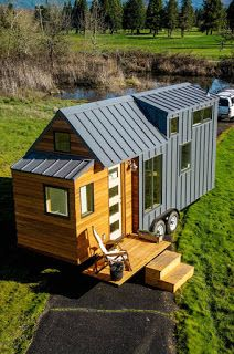 mytinyhousedirectory: Beautiful Tiny Home For Sale