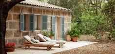 Habitaciones- Hotel Son Jaumell Capdepera, Mallorca