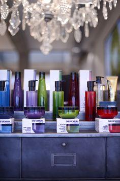 Salon de coiffure par LEONARD EL ZEIN. Coiffirts: 52, Faubourg Saint Honoré, 75008.