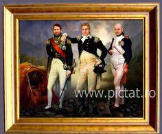 Tablouri pictate: Tablou personalizat, Picturi celebre