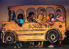 You're a Good Man, Charlie Brown, MC, Lighting design by Lynn Joslin, costume design by Peter Zakutansky