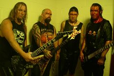 Slayer is an American thrash metal band formed in Huntington Park, California…