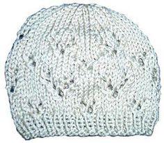 0e9854b6ebef5 Precious Preemie Hats Knitting pattern by Sharon Mooney