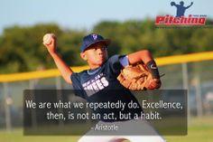 Pitching, Baseball, Quotes