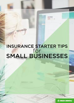 Small Business Tip: know what kind of insurance is best for your small business.