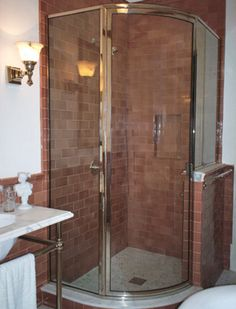 Regal Series Framed Shower Enclosures by GlassCrafters Inc