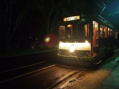 A Night at the Tram Museum