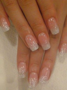 This article talks about manicure options for the newly engaged bride to be.