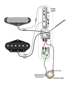 Modding a Tele to 50's wiring