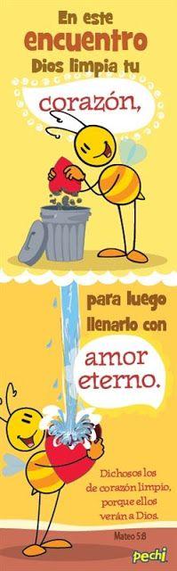 α JESUS NUESTRO SALVADOR Ω: Dios limpiará tu corazón para luego llenarlo con s...