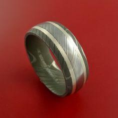 162 Best Damascus Steel Images On Pinterest Halo Rings Damascus