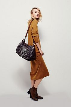 Campomaggi Womens Constellations Leather Bag