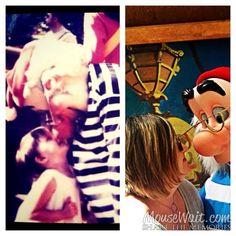 43 years since they've seen each other - Long Lost Friends Week #Disneyland