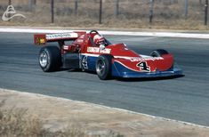 Ian Scheckter Atlantic March 76B Classic Race Cars, First Car, Formula One, F1, March, African, Racing, Vehicles, Auto Racing