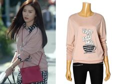 "Kim So-Eun 김소은 in ""Liar Game"" Episode 1.  G-Cut Sequin Sweatshirt 72143-50015 #Kdrama #LiarGame 라이어 게임 #KimSoEun"
