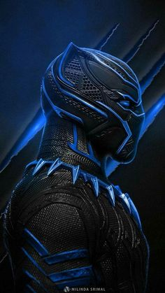 48 New Ideas Black Panther Wallpaper Marvel Iphone