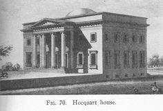 Claude-Nicolas Ledoux, Hocquart House
