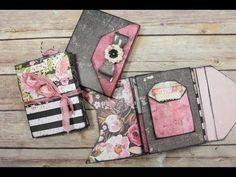 7 Ways to Create Cute Bookmark PaperClips for your Planners, Scrapbooks, Journals or Pocket Letters - YouTube