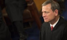 Chief Justice John Roberts Uses Sign Language As Deaf Lawyers Sworn In