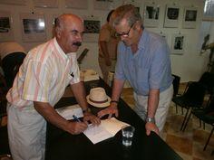 El Ateneo José Román de Algeciras presentó la última obra del escritor José Reinaldo Pol García.