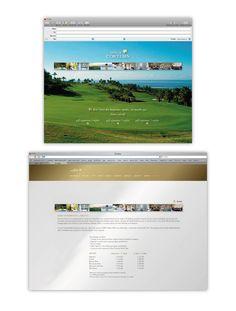 Comunicación online y microsite. Desktop Screenshot