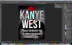 Yeezus Cover  Maybe final?