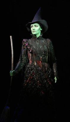 """Elphaba, from """"Wicked: The Life and Times of the Wicked Witch of the West"""""""