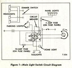 1978 chevy headlight switch wiring diagram 1965 chevy headlight switch wiring diagram #9