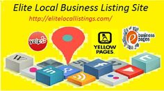 Elite Local Listing is organizing online directory listings which turn the local business into online business profile. Online business trends exist in internet marketing which can make you help in business growth.