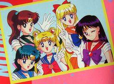 My Senshi & Friends! Sailor Moon Drops, Sailor Moon Art, Sailor Moon Crystal, Sailor Jupiter, Sailor Mars, Fullmetal Alchemist, Death Note, Naruto Shippuden, Blood The Last Vampire