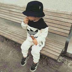 Baby Boy Swag, Cute Baby Boy Outfits, Little Boy Outfits, Toddler Boy Outfits, Cute Baby Clothes, Babies Clothes, Baby Boys, Toddler Boys, Toddler Boy Fashion