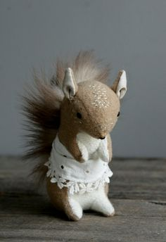 a busy squirrel from everyeskimo